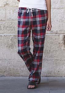 Pantalón Tartán mujer