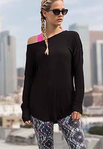 Camiseta Slounge mujer