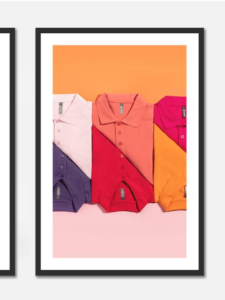 Mezclas, pliegues y color